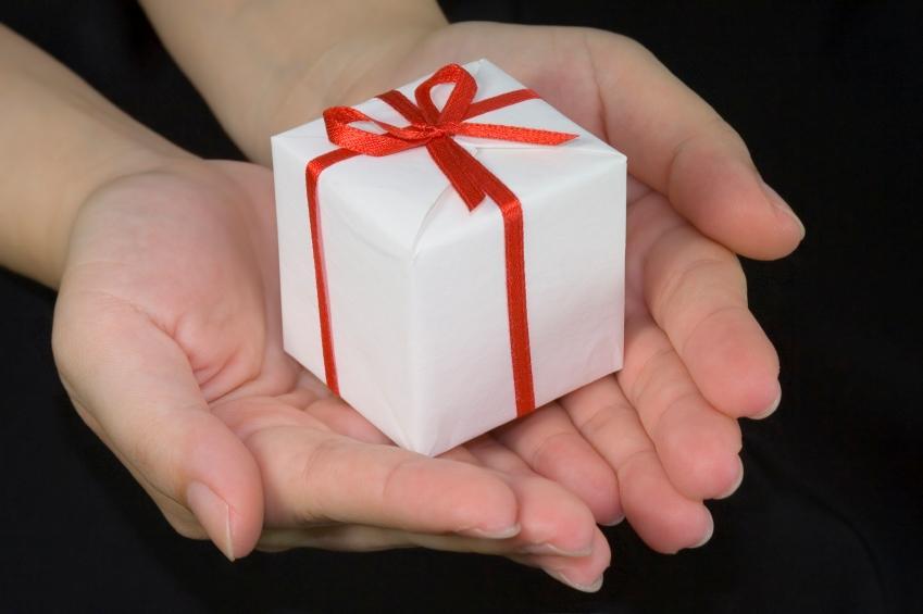 Как сделать приятный подарок 11