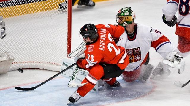 Швейцария чехия хоккей прогноз
