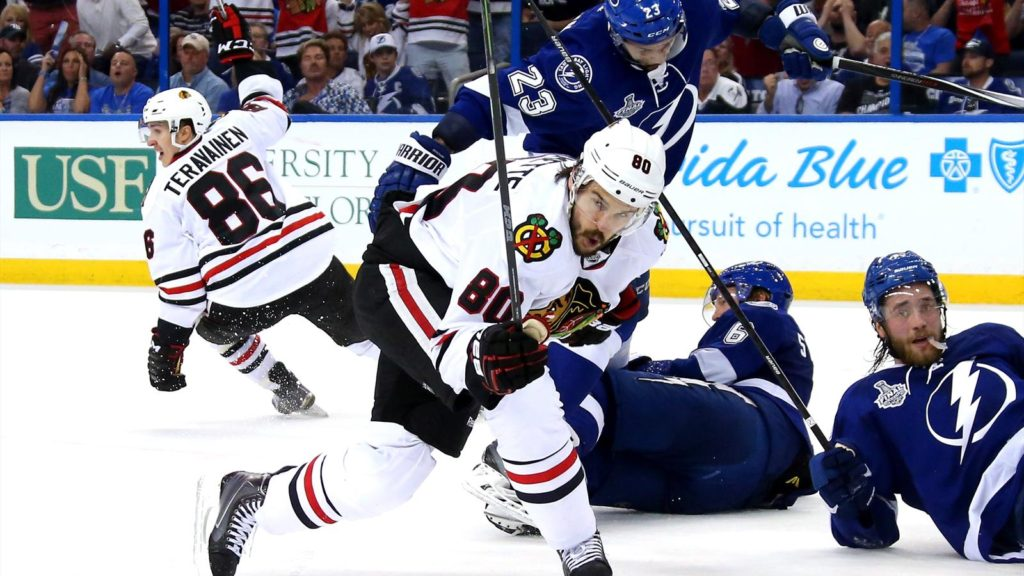 Чикаго прогнозы тампа хоккей