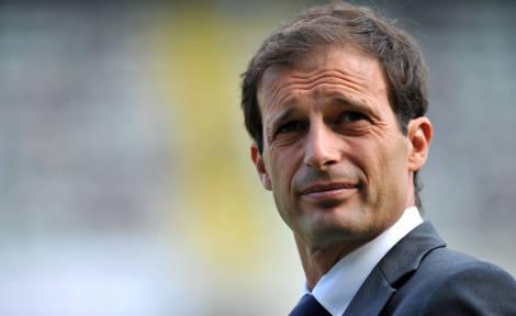 Массимилиано Аллегри - главный тренер Ювентуса