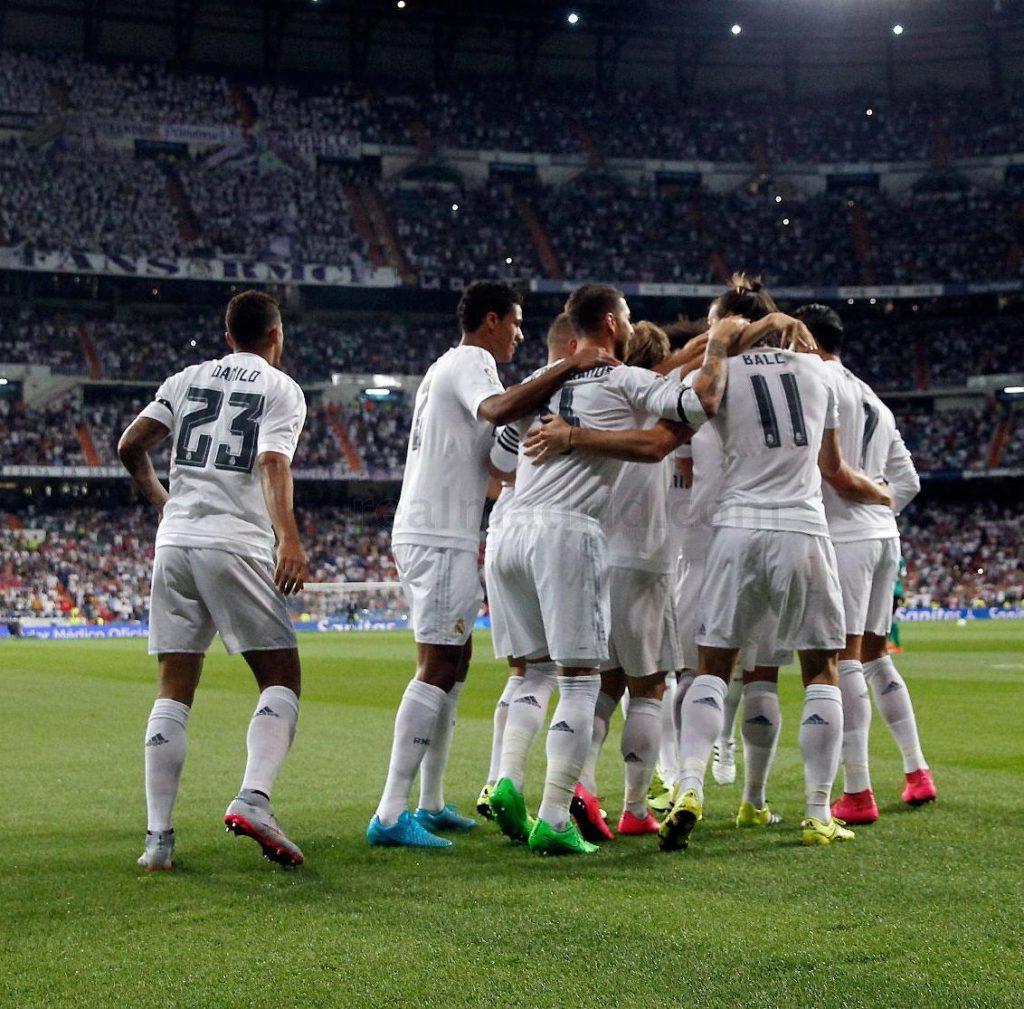 Прогноз на матч Бетис - Реал Мадрид 15 октября 2016